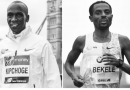 Kenenisa and Kipchoge